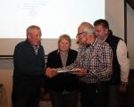 Verabschiedung von Hermann Wösten aus dem Vorstand